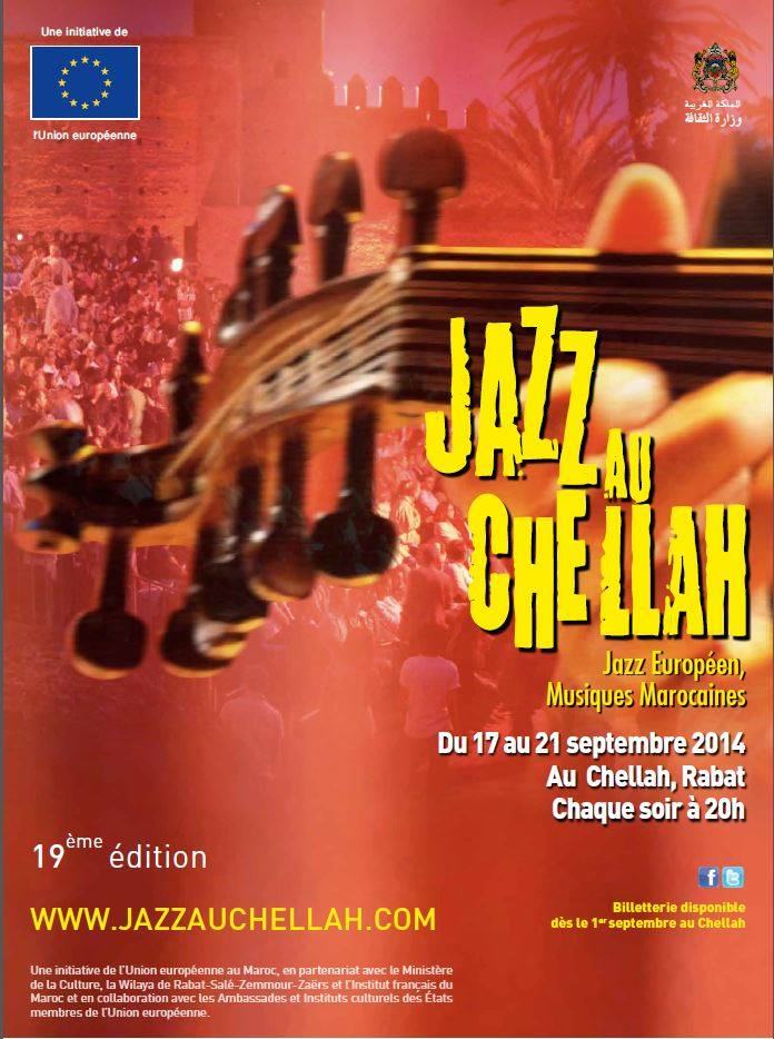 FOR FREE HANDS @ Jazz au Chellah (Rabat Marokko)